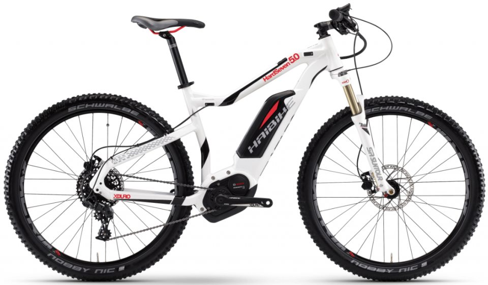 Haibike XDURO HardSeven 5.0 27.5R Elektro Fahrrad/Mountain eBike 2017