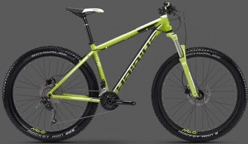 Haibike Edition 7.40 Plus 27.5R Mountain Bike 2016