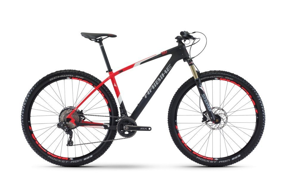 Haibike Greed HardNine 5.0 29R Twentyniner Mountain Bike 2017