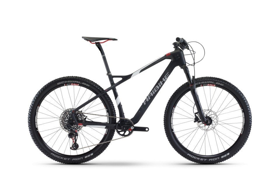 Haibike Greed HardSeven 7.0 27.5R Mountain Bike 2017