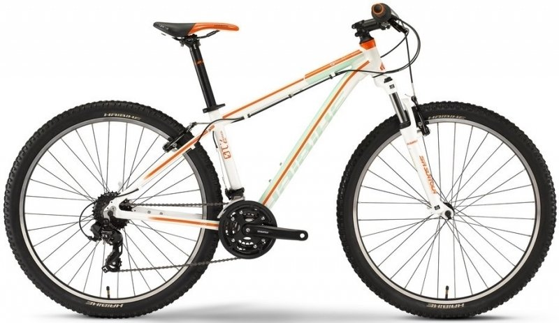 Haibike Life 7.10 27.5R Womens Mountain Bike 2016