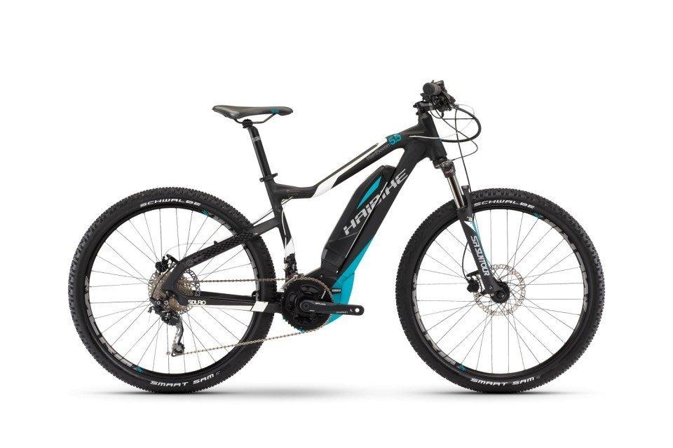 Haibike SDURO HardSeven 5.5 Elektro Fahrrad/27.5R Mountain eBike 2017