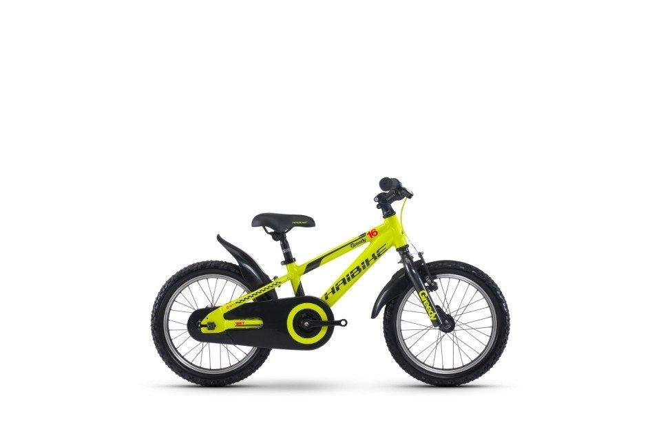 Haibike Seet Greedy 16R Kinder Mountain Bike 2017