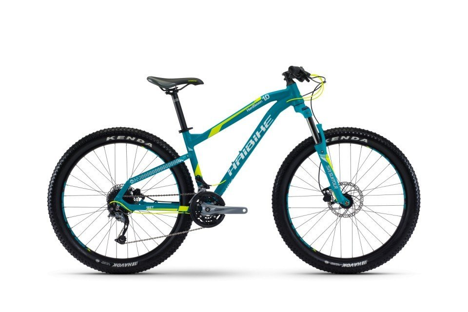 Haibike Seet HardSeven Plus 1.0 27.5R Mountain Bike 2017