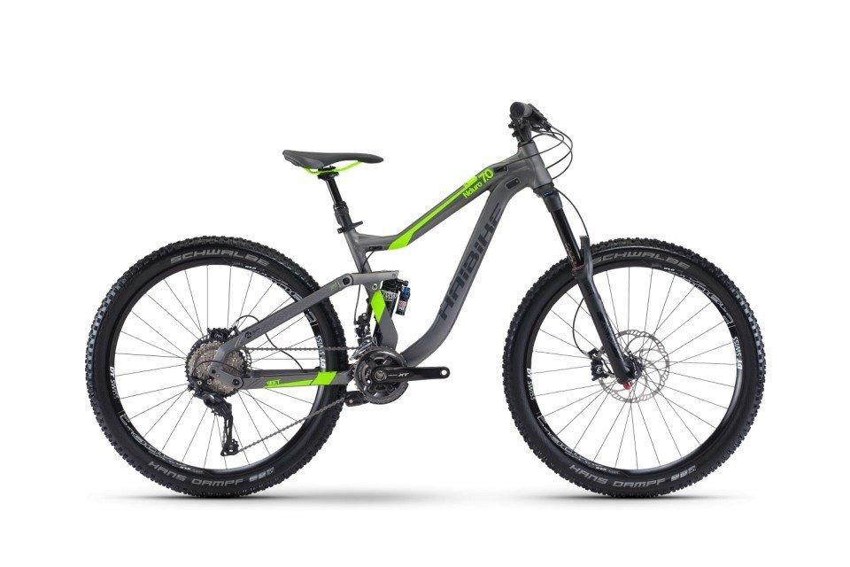 Haibike Seet Nduro 7.0 27.5R Enduro Mountain Bike 2017