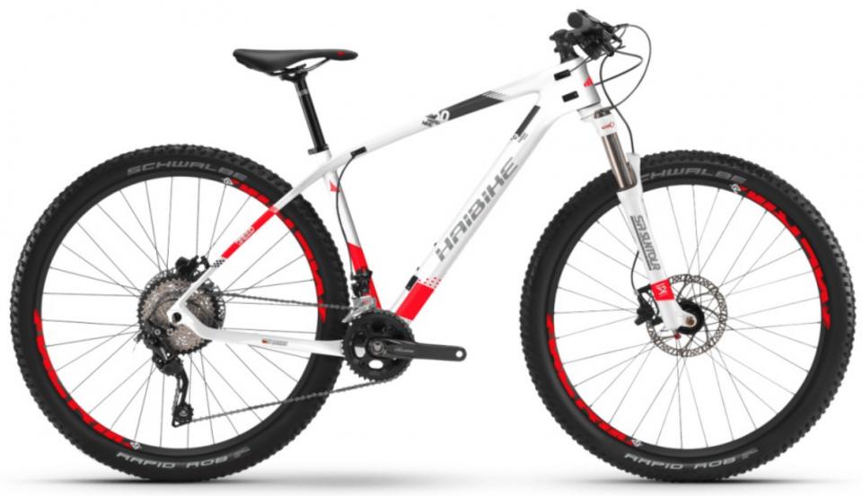 haibike greed hardnine 6 0 29r mountain bike 2018. Black Bedroom Furniture Sets. Home Design Ideas