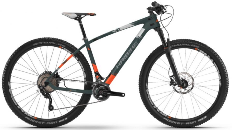 haibike greed hardnine 8 0 29r mountain bike 2018. Black Bedroom Furniture Sets. Home Design Ideas