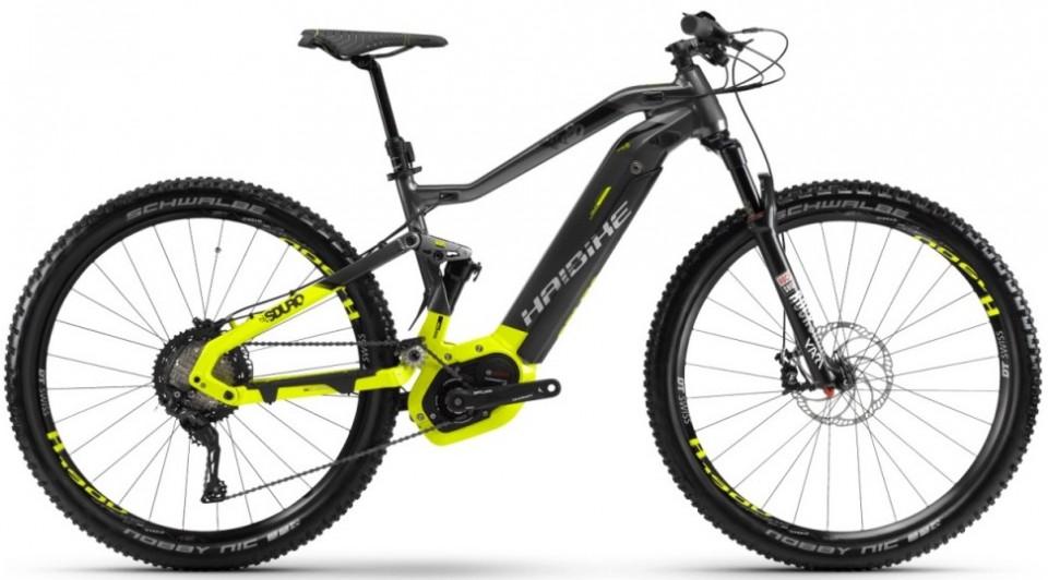 Haibike SDURO FullNine 9.0 Bosch Intube Elektro Fahrrad 2018