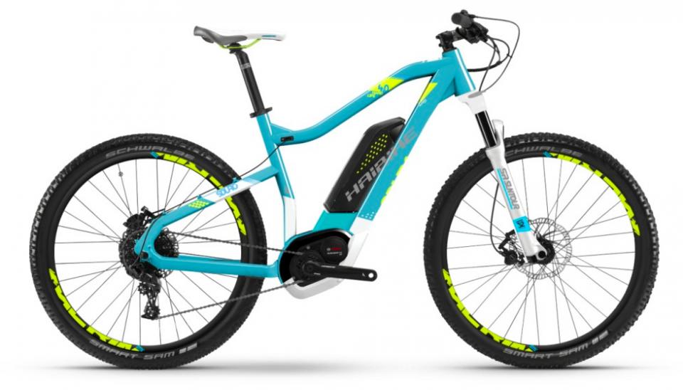 Haibike SDURO HardLife 4.0 Bosch Elektro Fahrrad 2018