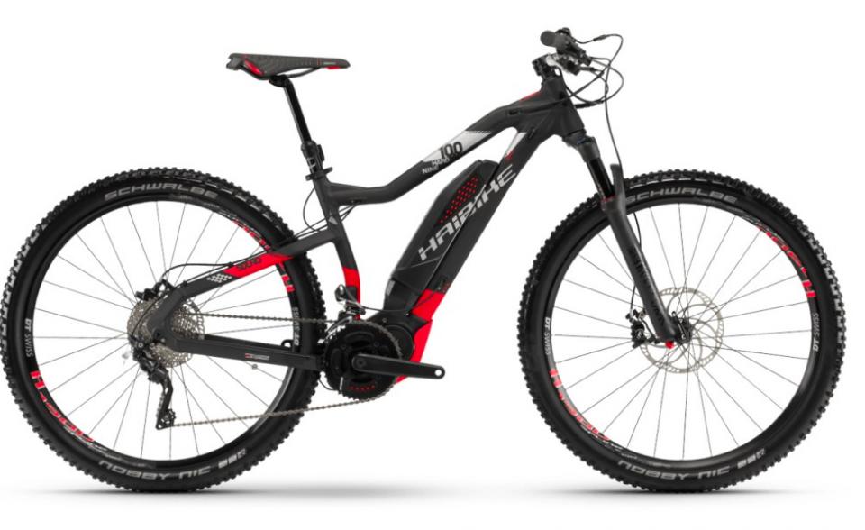 Haibike SDURO HardNine 10.0 500Wh Yamaha eConnect 29R Elektro Fahrrad 2018