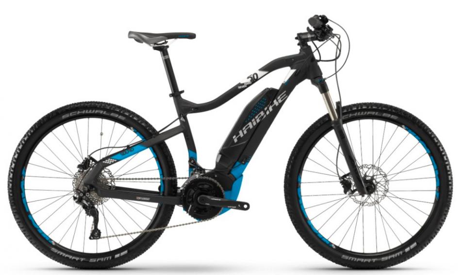 Haibike SDURO HardSeven 5.0 500Wh Yamaha 27.5R Elektro Fahrrad 2018