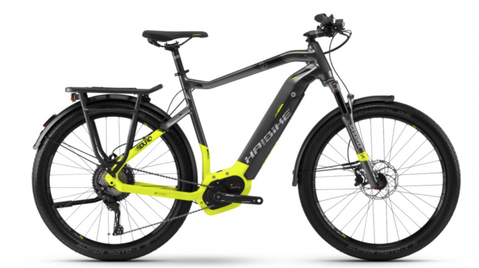 haibike sduro trekking 9 0 500wh bosch intube elektro. Black Bedroom Furniture Sets. Home Design Ideas