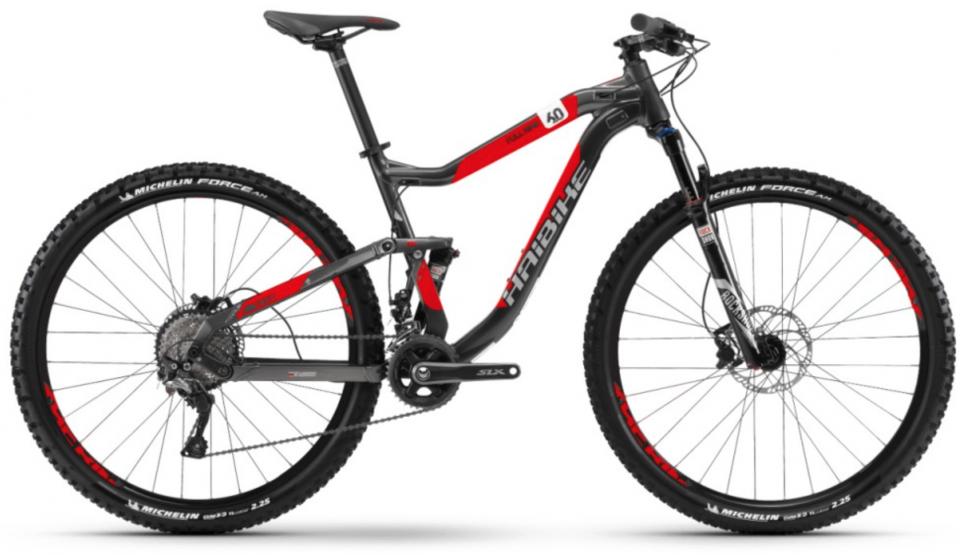 haibike seet fullnine 6 0 29r all mountain bike 2018. Black Bedroom Furniture Sets. Home Design Ideas