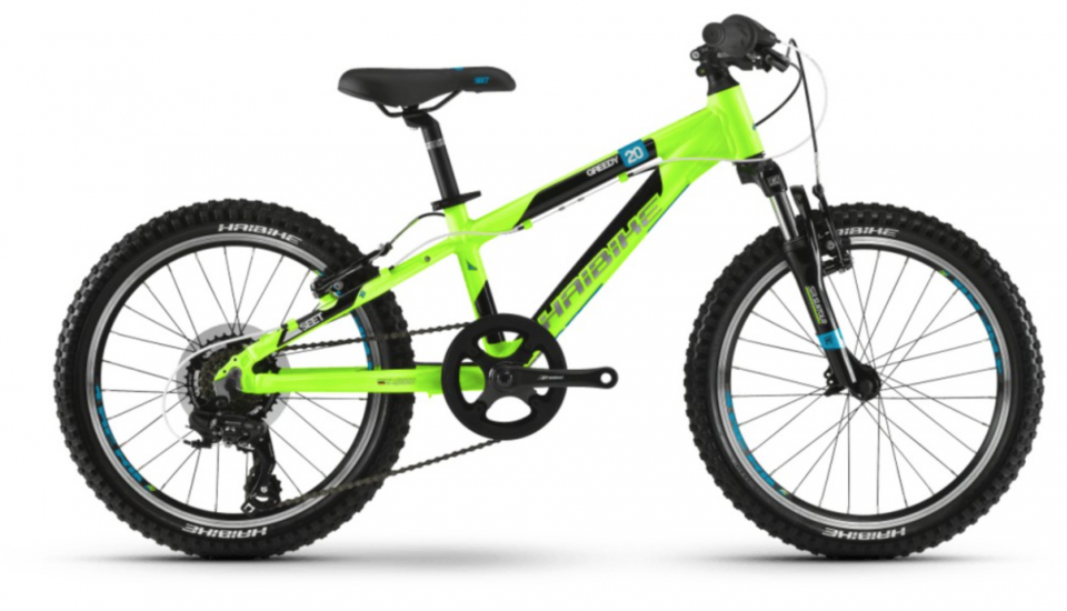 Haibike SEET Greedy 20R Kinder Mountain Bike 2018