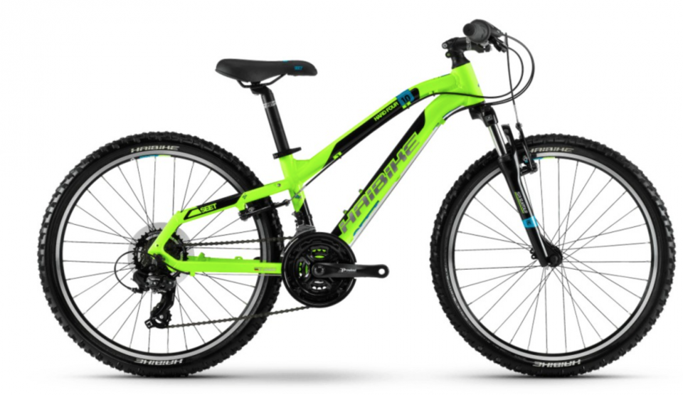 Haibike SEET HardFour 1.0 Kinder Mountain Bike 2018