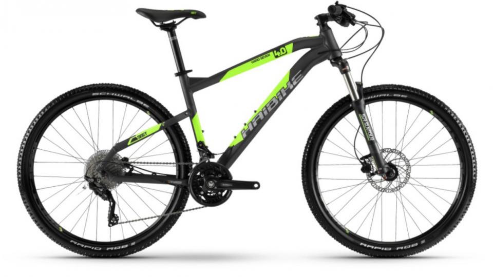 haibike seet hardseven 4 0 27 5r mountain bike 2018. Black Bedroom Furniture Sets. Home Design Ideas