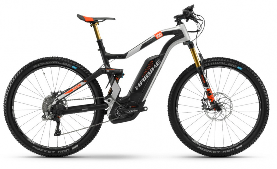 Haibike XDURO FullSeven Carbon 10.0 Bosch Elektro Fahrrad 2018