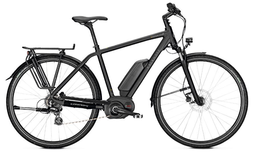 Kalkhoff Endeavour 1.B Move 13,4 Ah Bosch Elektro Fahrrad 2019