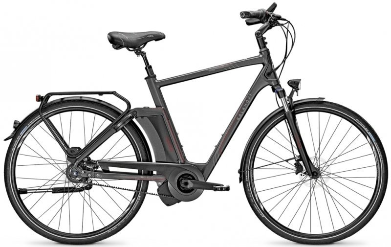 Kalkhoff Include 8 Premium City eBike 2016