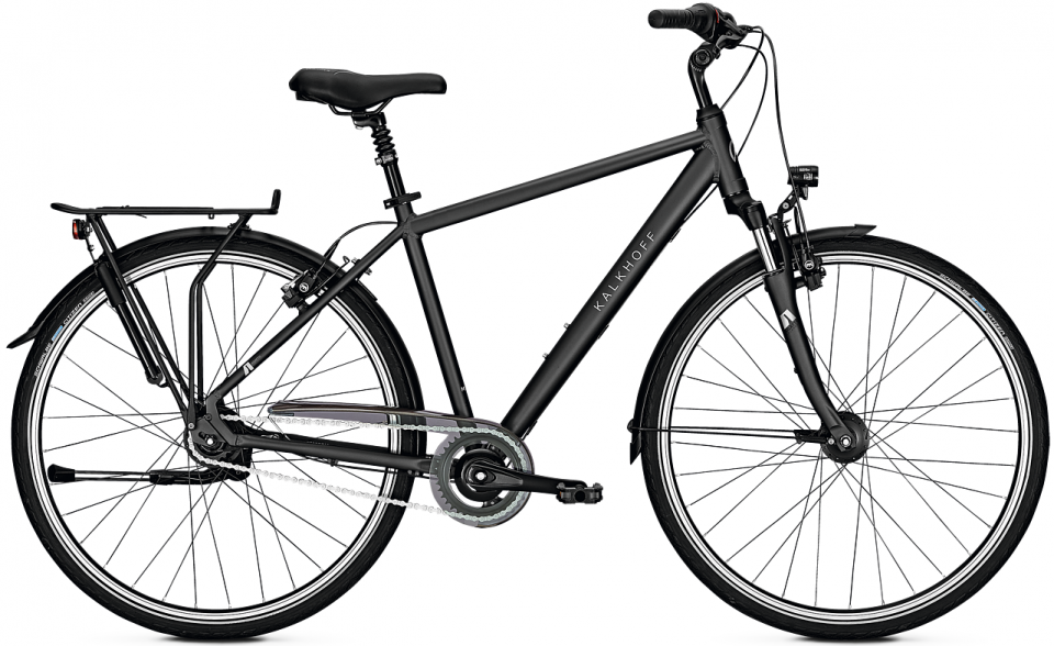 Kalkhoff Agattu 8R HS City Bike 2018