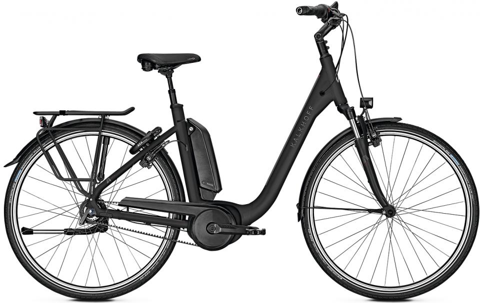 Kalkhoff Agattu Excite B8R Bosch Elektro Fahrrad 2018