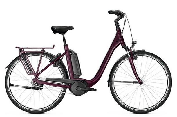 Kalkhoff Agattu Move B7 13,4 Ah Bosch Elektro Fahrrad 2018