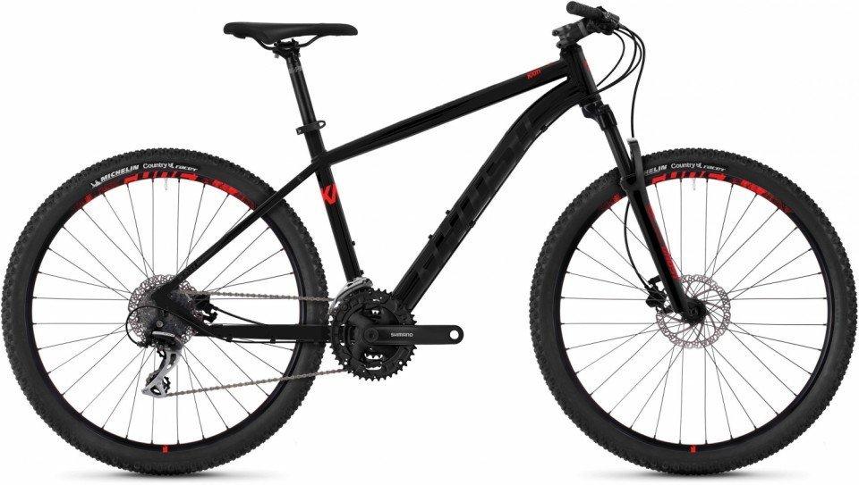 Ghost Kato 2.7 AL U 27.5R Mountain Bike 2018 schwarz
