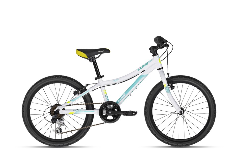 Kellys Lumi 30 20R Kinder Mountain Bike 2018