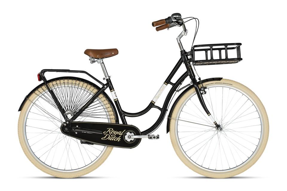 Kellys Royal Dutch City Bike 2018 Black