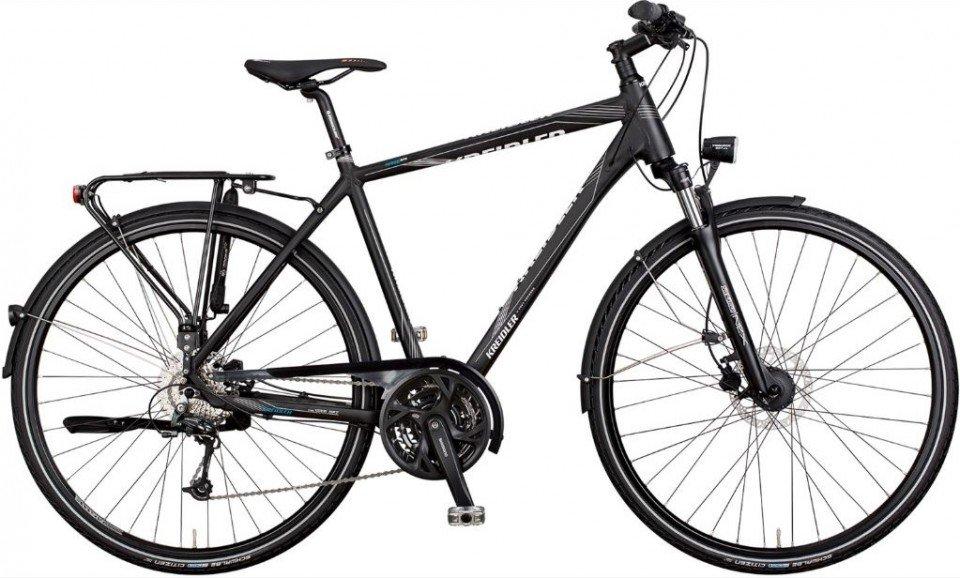 kreidler raise rt6 trekking bike 2016 fahrrad online. Black Bedroom Furniture Sets. Home Design Ideas