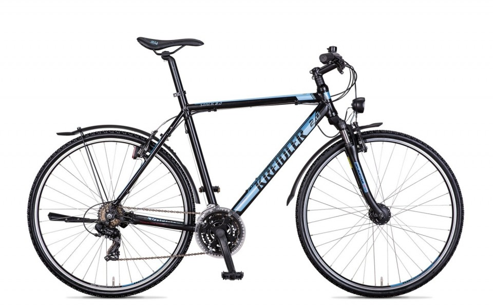 Kreidler Stack 2.0 Street Tourney Trekking Bike 2018