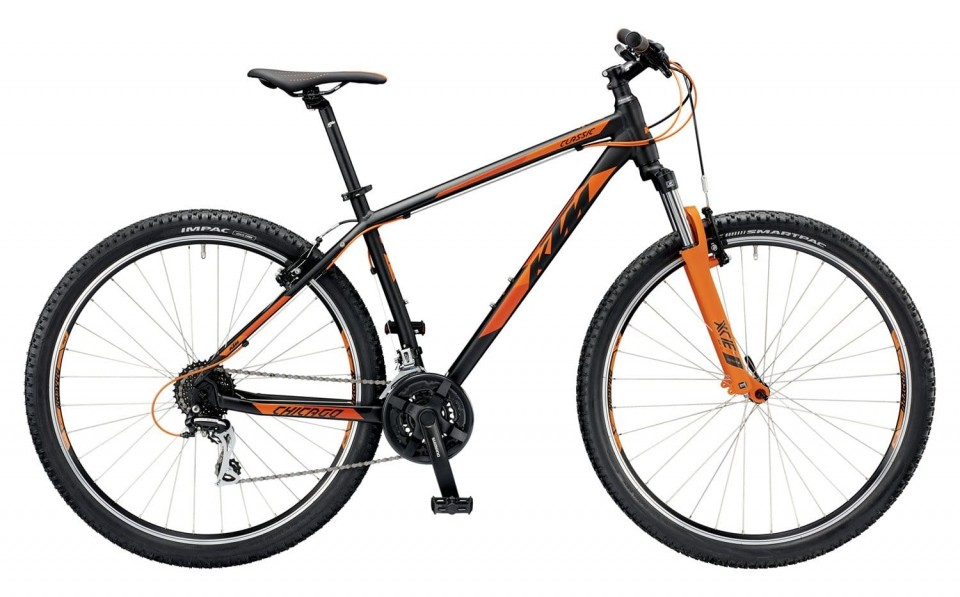 KTM Chicago 29.24 Classic Mountain Bike 2019