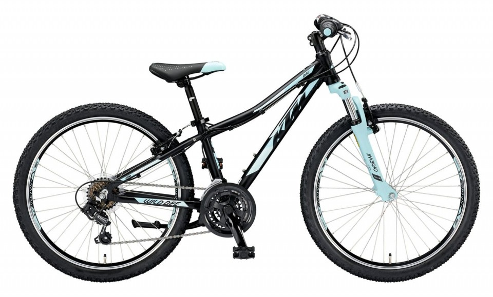 KTM Wild Bee 24.18 Kinder & Jugend Mountain Bike 2019