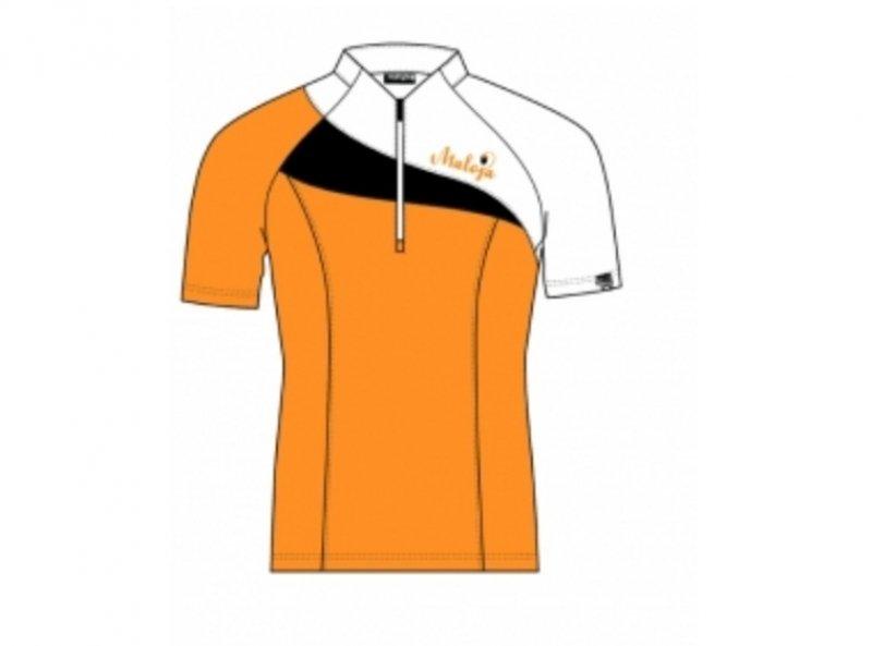 Maloja Alpine Rose 1/2 Women Bike Fahrrad Trikot