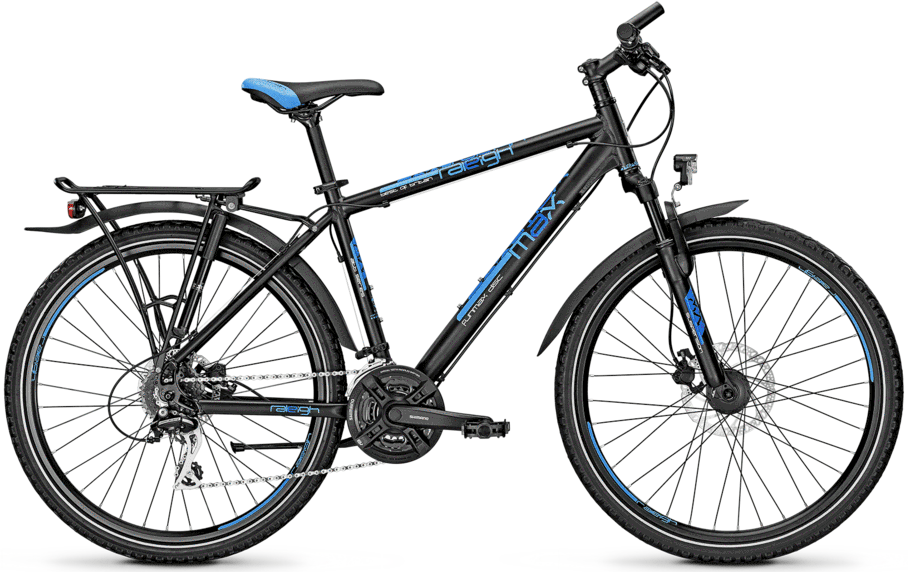 Raleigh Funmax Disc 26R ATB/All Terrain Bike 2017