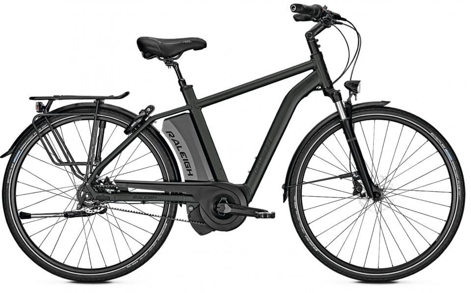 Raleigh Boston R Premium Impulse Elektro Fahrrad 2018
