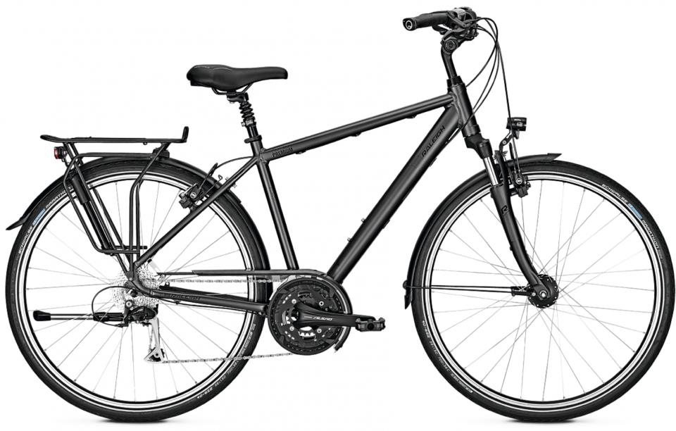 Raleigh Oakland Premium Trekking Bike 2018