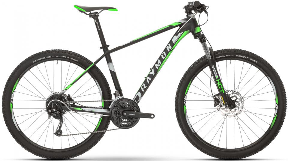 R Raymon Sevenray 3.0 27.5R Mountain Bike 2018