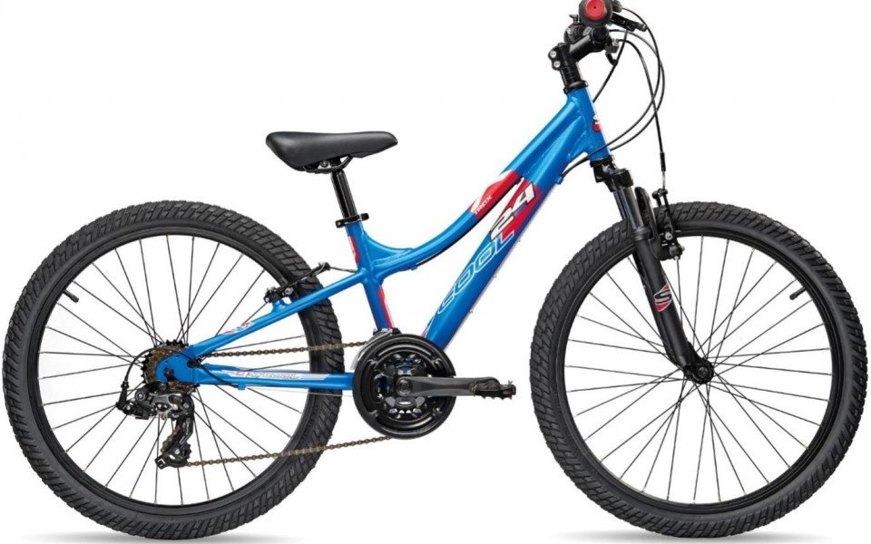 S'Cool troX comp 24R 21-S Kinder Mountain Bike 2018