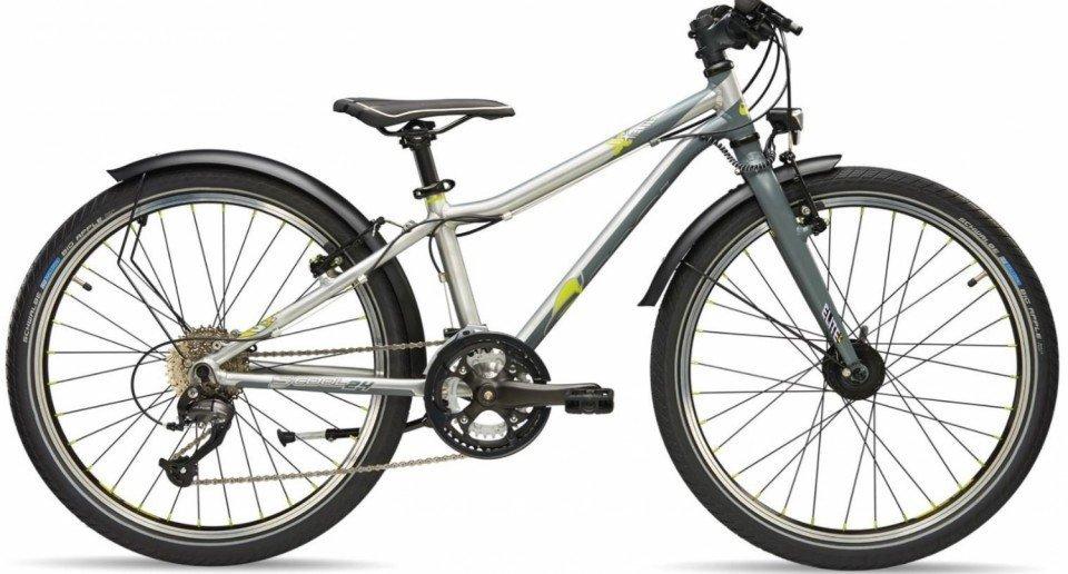 S'Cool XXlite elite 24R 18-S Kinder Fahrrad 2018