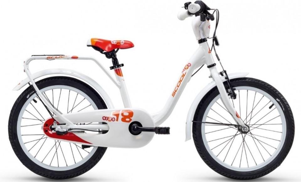 S'Cool niXe 18R 3-S Kinder Fahrrad 2018