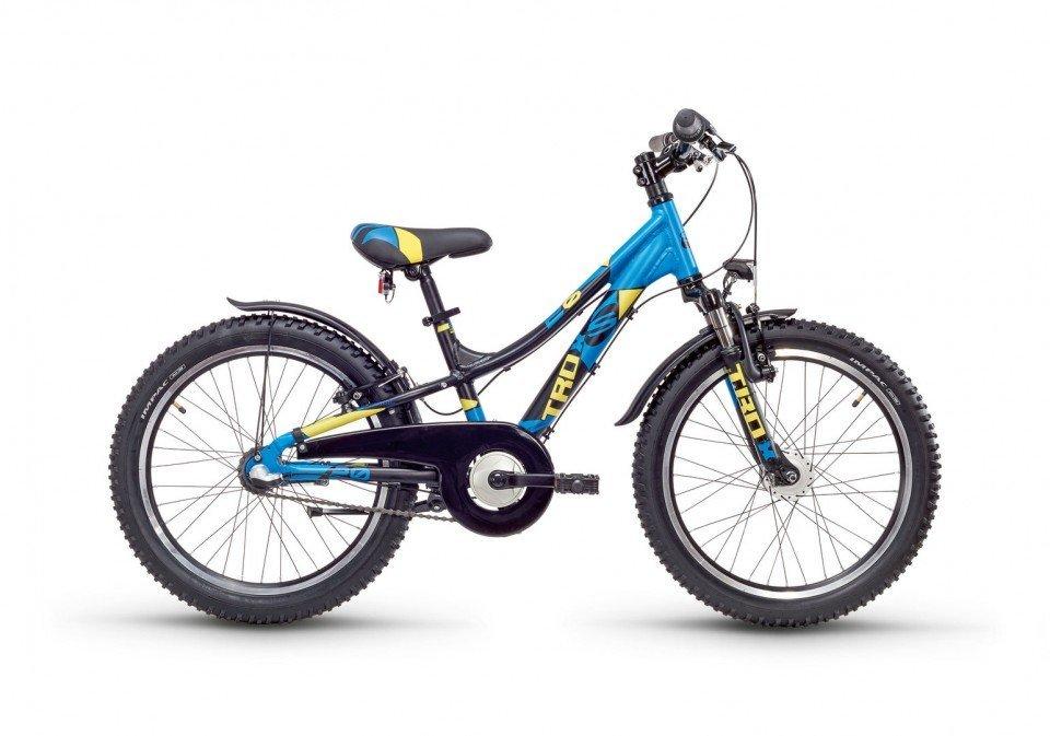 S'Cool troX Urban 3S 20R Kinder All Terrain Bike 2017