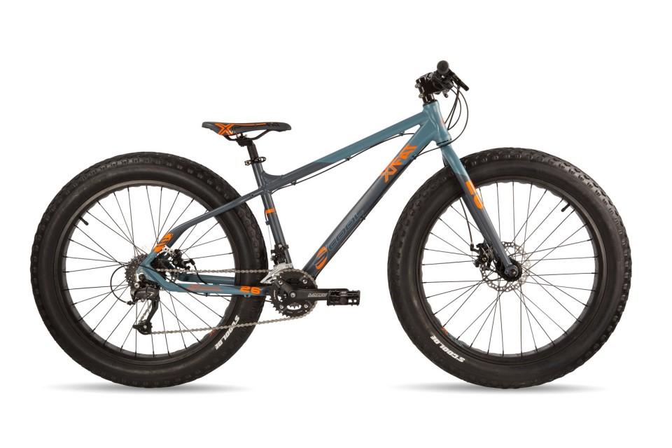 S'Cool XTfat 26R 18-S Kinder Fahrrad 2018