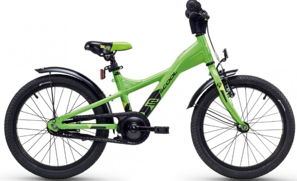 s 39 cool xxlite alloy 18r kinder mountain bike. Black Bedroom Furniture Sets. Home Design Ideas