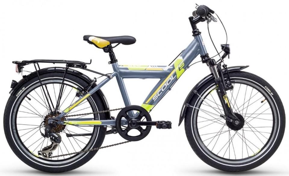 S'Cool XYlite steel 20R 7-S Kinder Fahrrad 2018
