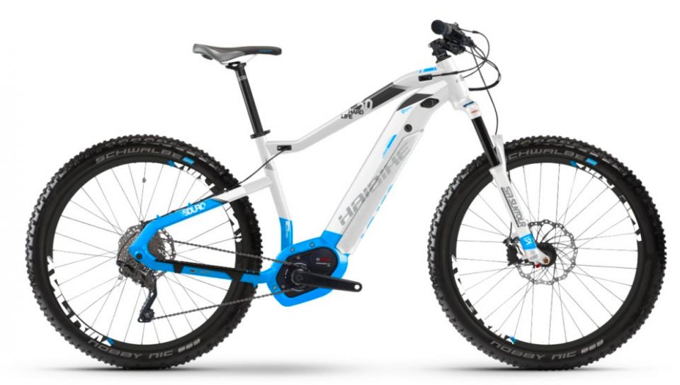 Haibike SDURO HardLife 6.0 Bosch Elektro Fahrrad 2018