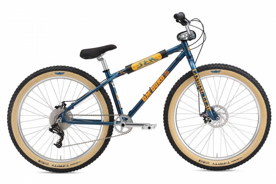 SE Bikes OM-Duro 27.5R+ BMX Bike 2018