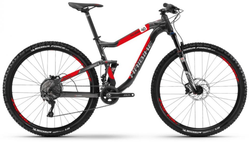 Haibike SEET FullSeven 6.0 All Mountain Bike 2018