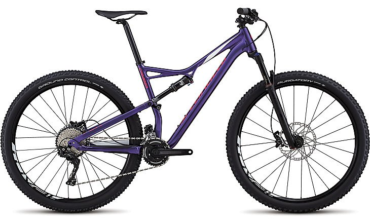 Specialized Camber Comp FSR Mens 29R Twentyniner Fullsuspension Mountain Bike 2018