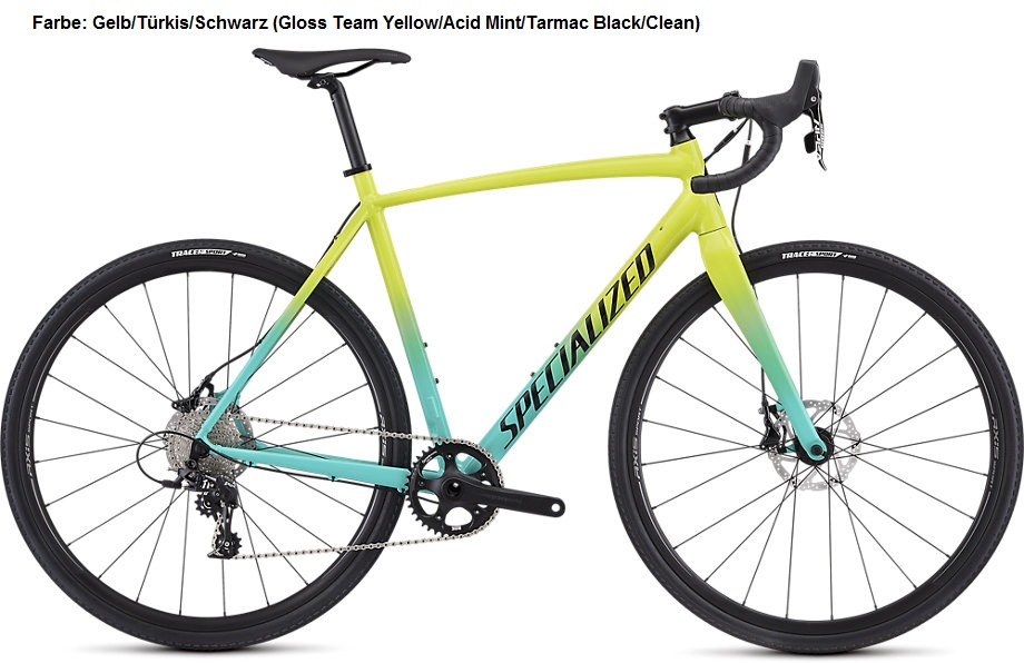 Specialized Crux E5 Sport Cyclocross Bike 2019